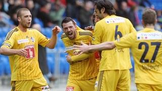 Starker FCL beendet die Basler Heimserie