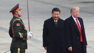 China setzt Gegenzölle auf US-Produkte in Kraft