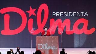 Dilma Rousseff lanciert Kandidatur für ihre Wiederwahl