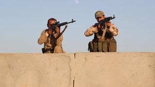 Deutschland liefert Kurden Waffen