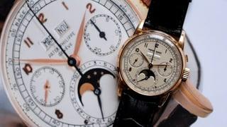 China ist für Uhrenindustrie ein Klumpenrisiko