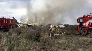 103 Menschen überleben Flugzeugabsturz im Norden Mexikos