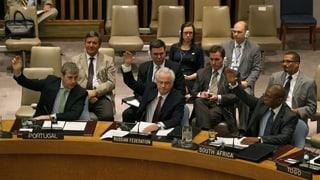 Was macht eigentlich der UNO-Sicherheitsrat?