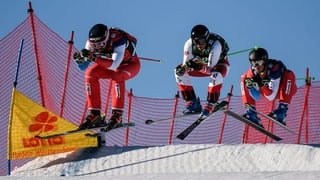 Skicross: Ryan Regez gudogna a Feldberg
