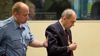 Verantwortlicher General des Genozids von Srebrenica gestorben