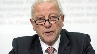 Kurt Grüter geht wegen Zweifeln an seiner Unabhängigkeit