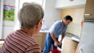 Sarnen startet Zeitgutschriften für die Altersvorsorge