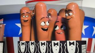 «Sausage Party»: Nichts für schwache Würstchen