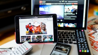 Bakom bremst Zusammenarbeit von SRG, Ringier und Swisscom aus