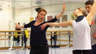 Video «Getanzt - wie man eine Choreografie überliefert» abspielen