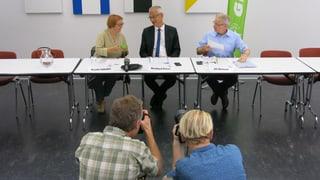 Bernhard Pulver kündet den Rücktritt aus Regierung an