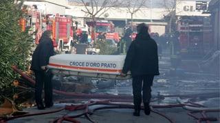 Missstände in italienischen Textilfabriken
