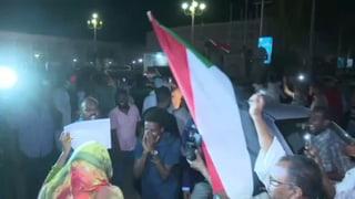 Militärrat und Protestbewegung einigen sich auf Verfassung