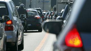 Stau-Alarm: So pendelt die Schweiz morgens und abends