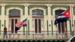 USA und Kuba proben die Normalisierung