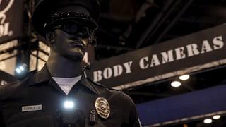 Kontroverse um Bodycams für Polizisten