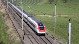 SBB verteilt ihren Fernzügen Autobahnnummern