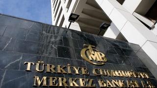 Sondertreffen der türkischen Zentralbank wegen Kursverfall