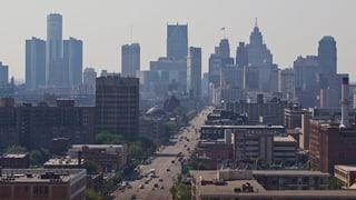Detroit kriegt keine Finanzspritze von Obama