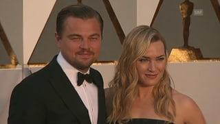 Dream-Team: DiCaprio und Winslet zusammen auf dem roten Teppich