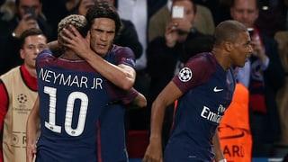 Neymar + Cavani + Mbappé = Bayerns Albtraum