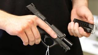 US-Bürger stürmen Waffengeschäfte