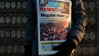 Westen warnt vor Wahlbetrug in Simbabwe