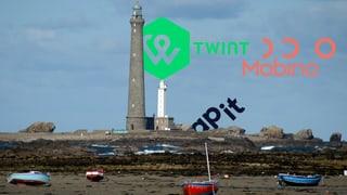 Zahlen mit dem Handy: Twint ist das Leuchtturmprojekt