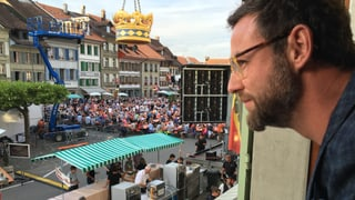 Video ««SRF bi de Lüt – Winterfest»: live aus Zermatt» abspielen