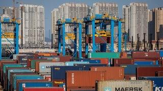 China kündigt zusätzliche Zölle auf US-Produkte an