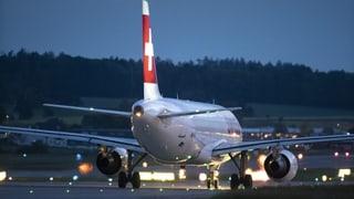 Swiss-Flieger muss in Paris notlanden