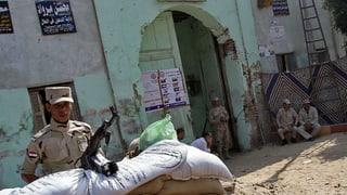 Nur wenige Ägypter gehen wählen