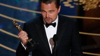 Oscars Dream Team Dicaprio Und Winslet Zusammen Auf Dem Roten