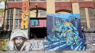 New Yorks Graffiti-Kunst droht der Baggerzahn