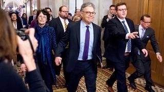 US-Senator Franken kündigt Rücktritt an
