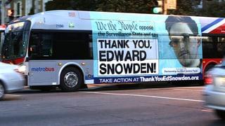 Snowden: «Ich habe bereits gewonnen.»