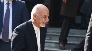 Afghanistan will Taliban als politische Gruppe anerkennen