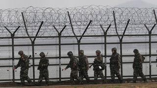 Ranghoher nordkoreanischer Offizier flüchtet nach Südkorea