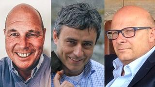 Ils candidats per il presidi a Silvaplauna mussan profil