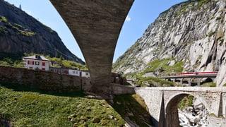 Eine Gotthard-Wanderung für die Ohren