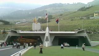 Zweiter Gotthard-Strassentunnel soll gebaut werden