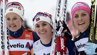 Heidi Weng gudogna la 7avla etappa dal Tour de Ski