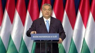 Breitseite aus Ungarn gegen EU