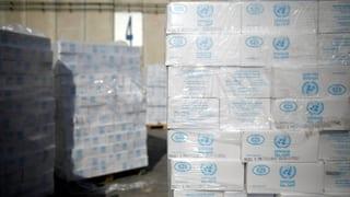 Bundesrat hält an Unterstützung für Palästinenser-Hilfswerk fest