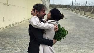 Deutscher Journalist Deniz Yücel ist frei