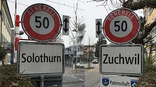 Von «Top 5» zu «Flop 2»: Solothurn und Zuchwil fusionieren nicht