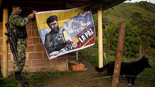 In Kolumbien sollen die Waffen ruhen