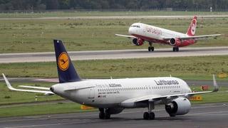 Nov schlantsch per Air Berlin – grazia a la Lufthansa