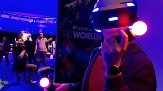 Virtuelle Realität: Teuer – aber toll!