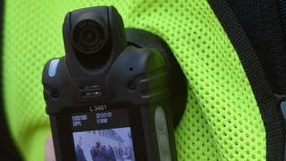 Graubünden darf Polizisten mit Bodycams ausstatten